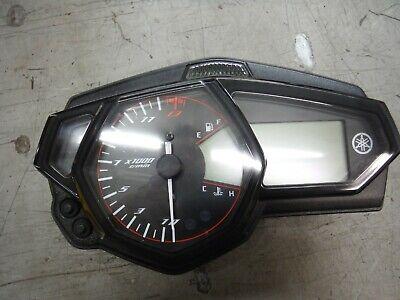 15 16 17 2015 Yamaha YZF R3 YZFR3 Speedo Tach Gauges  Speedometer NICE!