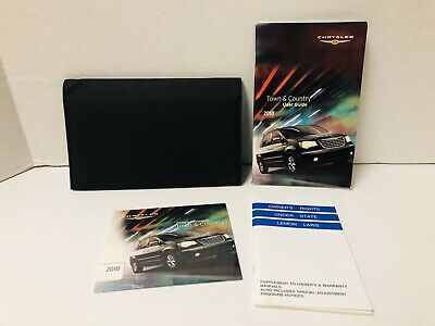 2010 Chrysler Town And Country Owners (2010 Chrysler Town And Country Owners Manual)