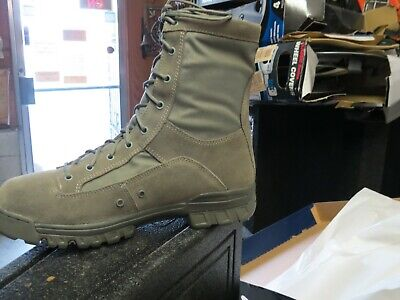 BOOTS, BATES RANGER II HOT WEATHER SAGE GREEN     SIZE: 10 M Hot Weather Sage Green