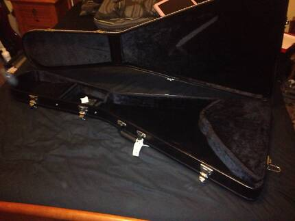 Brand New Top Quality Guitar Case For Sale Suit Jackson Flying V Quakers Hill Blacktown Area Preview