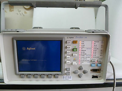 Agilent Omniber 718 155mbs Multi-rate Communication Performance Analyzer 37718c