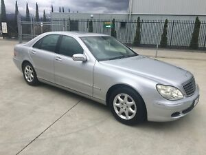 Mercedes Benz 2004 S350 Austins Ferry Glenorchy Area Preview