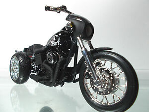 custom son of anarchy jax teller 2003 harley davidson dyna super glide sport ebay. Black Bedroom Furniture Sets. Home Design Ideas