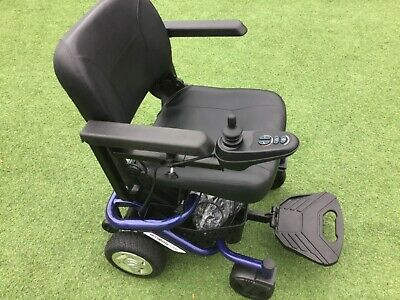 Travelux Quest electric wheelchair powerchair,free delivery,mobility scooter