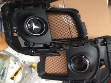 Evo X fog lights - Mitsubishi Lancer Rozelle Leichhardt Area Preview