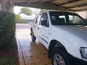 Holden Rodeo 2002 4x4 turbo diesel LOW kilometers!! Toowoomba Toowoomba City Preview
