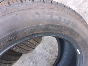 Michellin Tyres x5 Sorell Sorell Area Preview