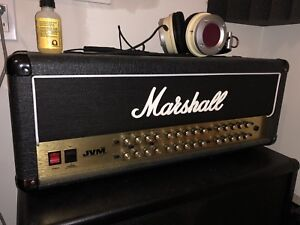 Marshall JVM 410H mint condition used in studio only