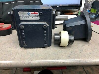 Grove Gear  Right Angle Gearbox 601