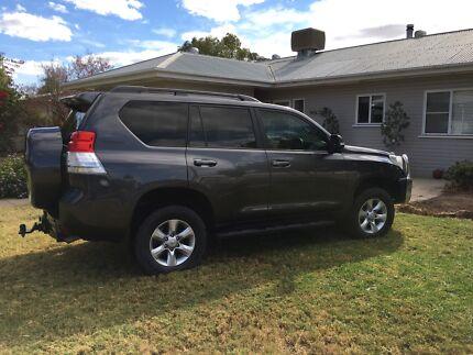 Toyota Prado GXL Wynnum West Brisbane South East Preview