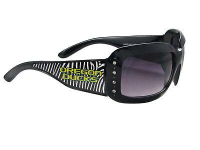 Black Zebra Womens Sunglasses - Oregon Ducks Black Zebra Womens Sunglasses UO Officially Licensed 4 ZB