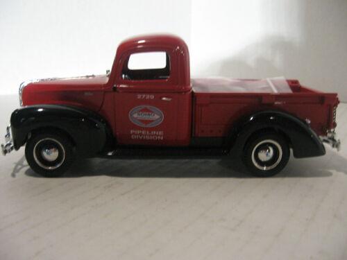 ERTL SOHIO Pipeline 1940 Ford F-1 Pickup Truck 1/25 Scale Prestige Series