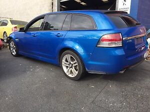 Wrecking 2010 Ve Sv6 wagon sidi auto Nerang Gold Coast West Preview