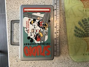 Disney MGM Studios Catering Company Mickey Lunchbox Whirley