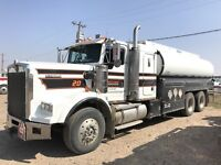Fuel delivery driver