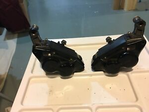 Front Calipers - Vmax1200