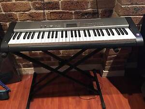 Casio Keyboard with Stand Cranebrook Penrith Area Preview