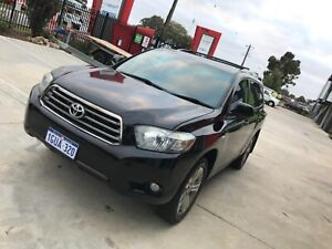 2009 TOYOTA KLUGER KX-S  (7 SEATER) Kenwick Gosnells Area Preview