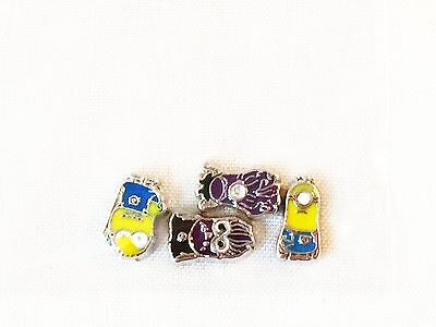 Despicable Me Good vs Evil Minion Pack Floating Charm For Living Memory Locket