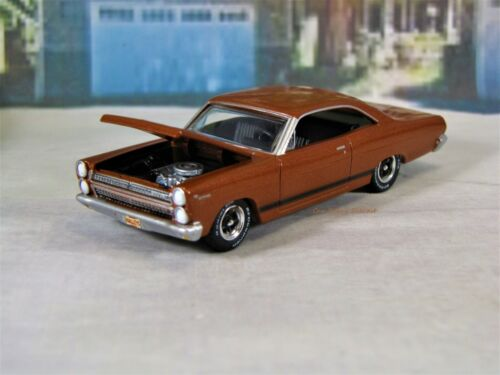 1966 66 Mercury Comet Cyclone GT V-8 Muscle Car Collectible Display Model