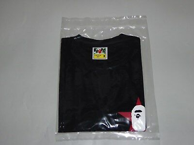 14793 bape beer vogue fashions night out 2017 black tee M