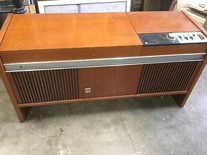 Vintage AWA Record player in cabinet Kewdale Belmont Area Preview