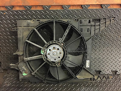 2001 MK1 F/L RENAULT SCENIC ENGINE RADIATOR COOLING FAN 1.6 16 VALVE MPI