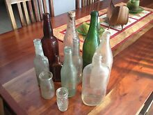 Old bottles Mount Low Townsville Surrounds Preview