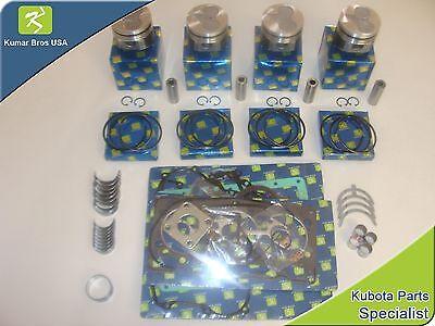 New Kubota V1505 Overhaul Kit Std