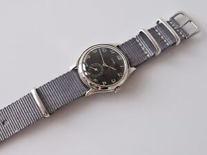 GENT'S VINTAGE MANUAL WINDING ORIS WRIST WATCH