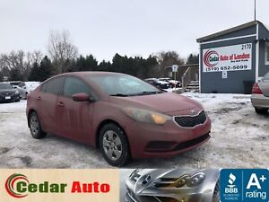 2014 Kia Forte LX - Local Trade - Managers Special