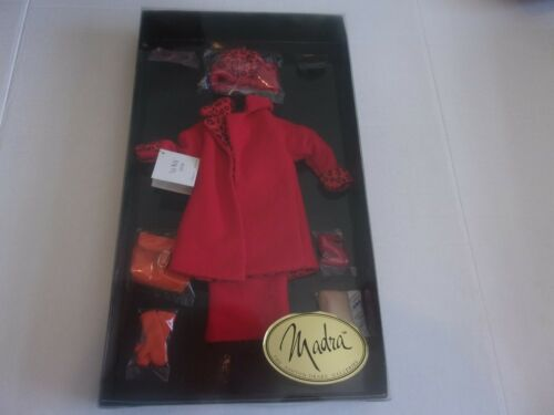Gene Doll Madra Cat Walk Costume NEW