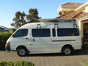 Toyota Hiace Camper Convertible (Low Km's) Southern River Gosnells Area Preview