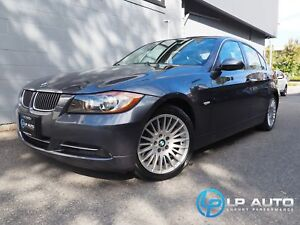 2007 BMW 335i Sedan! Only 86000kms! MINT!