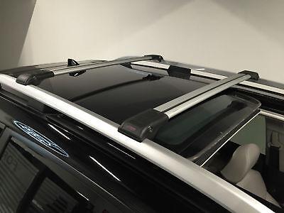 MITSUBISHI SHOGUN 2008+ Dachträger aus Aluminium - Querträger . gebraucht kaufen  Versand nach Austria