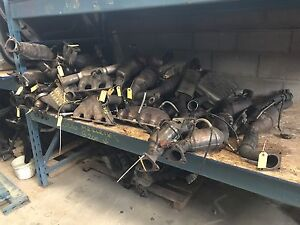 Catalytic converters and Mufflers for Bmw,Audi,Mercedes,VW
