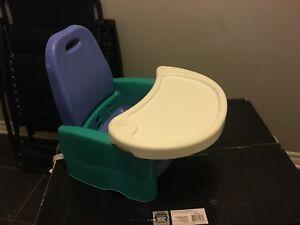 Chaise d'appoint portatif