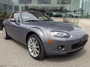 2007 Mazda MX-5 GT 6-Speed Manual No Accidents Convertible