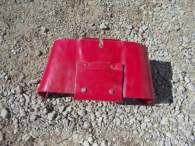 Mccormick Deering Farmall F12 F14 Ih Tractor Original Pto Shield Super Rare