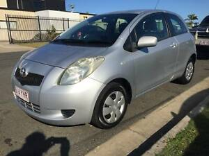 Toyota Yaris 2007 Hatchback Clontarf Redcliffe Area Preview