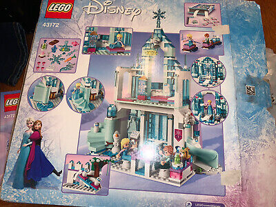 Lego 43172 Disney Frozen Elsa's Magical Ice Palace