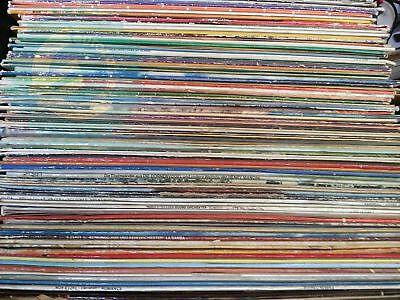 "Konvolut 100 LP Schallplatten gemischt 12"" Zoll Vinyl Rock, Pop, Schlager, Kl..."