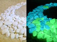 Glow in the dark stones 20% discount Sydney City Inner Sydney Preview
