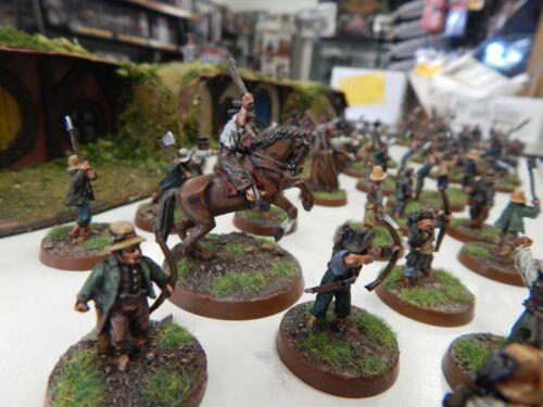 Games Workshop The Lord of the Rings The Scouring of The Shire miniatures & book