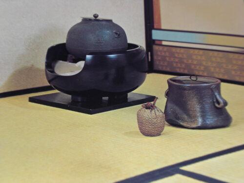 URASENKE Japanese Tea Ceremony CHADO Temae Book 2 Furo Usucha Koicha Sumi Gozumi