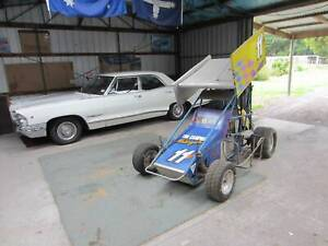 mini 500 sprint car from the 80s