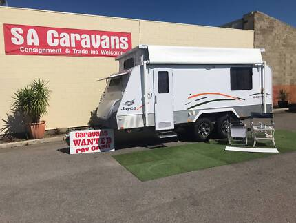 2012 Jayco Discovery OUTBACK 18' Bunk Pop Top Caravan