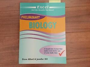 Excel preliminary biology textbook Hornsby Hornsby Area Preview