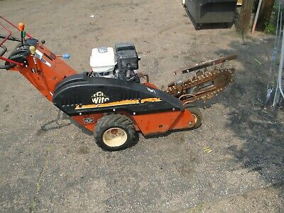 Ditch Witch Trencher Mini Trencher 1230h Irrigation