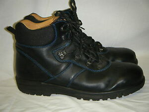 Genuine-German-Army-Para-Work-Hiking-Boots-Steel-Toe-Cap-leather-Upper-All-Sizes